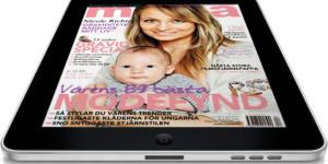 Digital Magazine Platform for iPad