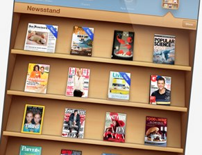 Apple iTunes Newsstand