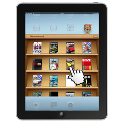 Online Publisher - Apples-Newsstand - iStaffSource